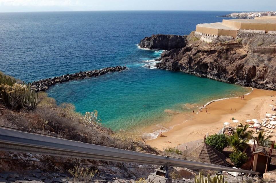 The most beautiful beaches in tenerife canary live sun - Hotel abama tenerife ...
